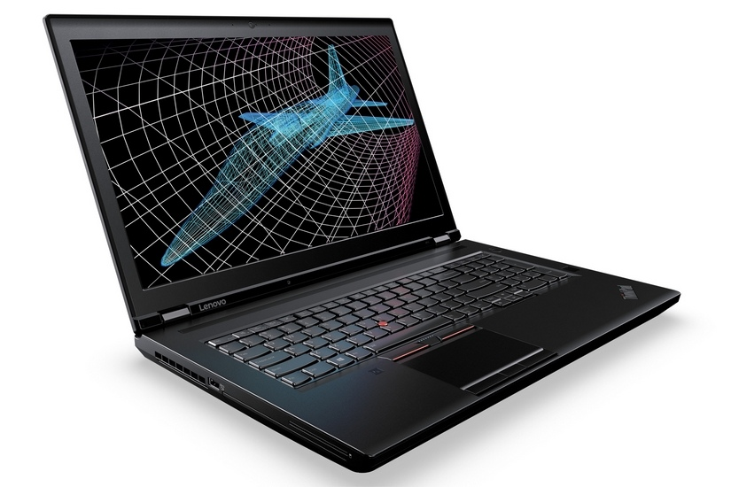 Lenovo представила трио мобильных рабочих станций ThinkPad свидеокартами Nvidia Quadro