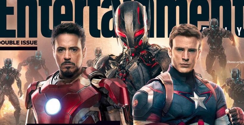 Интересные видео недели: первый трейлер фильма Avengers: Age of Ultron и спортивный автомобиль-робот Audi RS 7