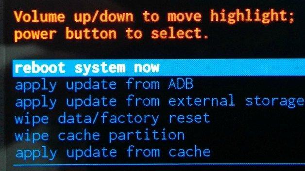 Что делать если вы забыли графический код или пароль от Android-устройства-9