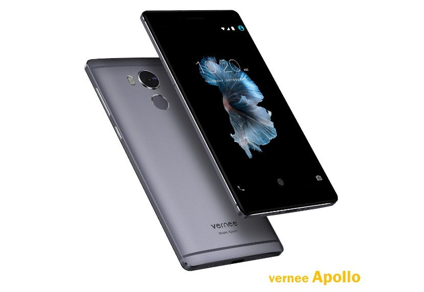 Vernee Apollo будет первым VR-смартфоном наMediatek
