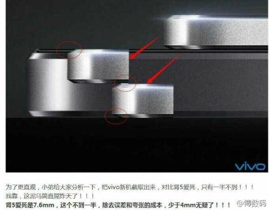 Vivo может выпустить смартфон толщиной 3.8 мм-3