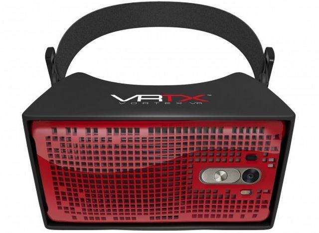 Vortex VR VRTX: превращаем LG G3 в шлем виртуальной реальности