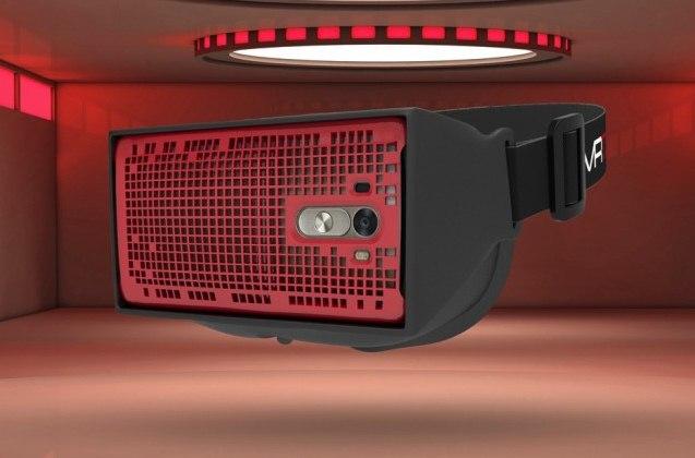 Vortex VR VRTX: превращаем LG G3 в шлем виртуальной реальности-2