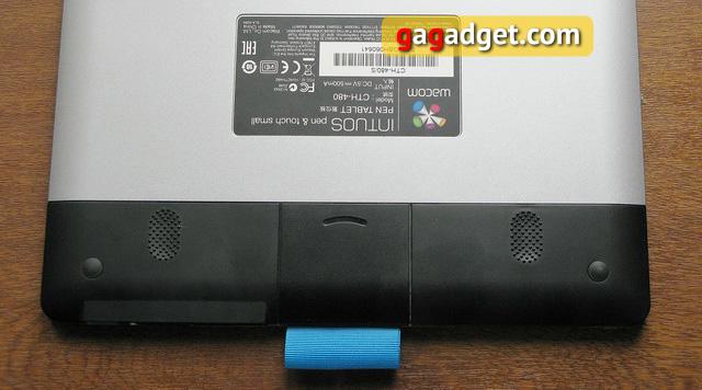 Обзор графического планшета Wacom Intuos Pen&Touch S (CTH-480S-RUPL)-12