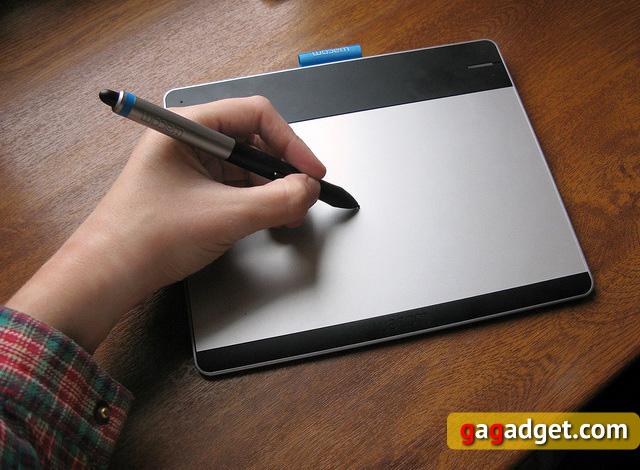 Обзор графического планшета Wacom Intuos Pen&Touch S (CTH-480S-RUPL)-29