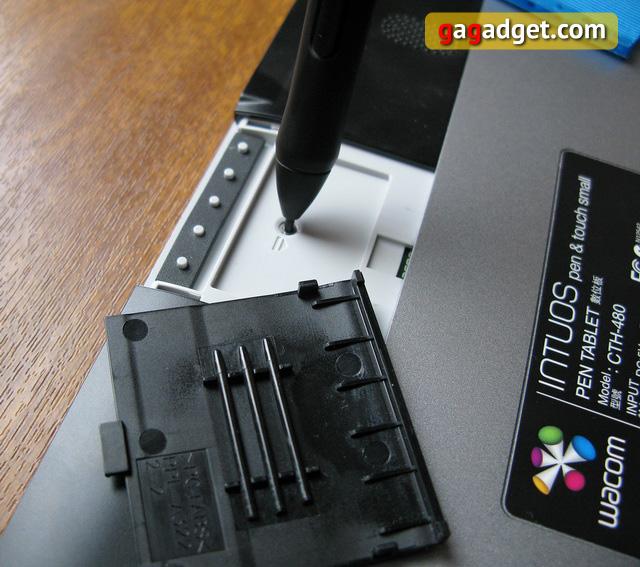 Обзор графического планшета Wacom Intuos Pen&Touch S (CTH-480S-RUPL)-8