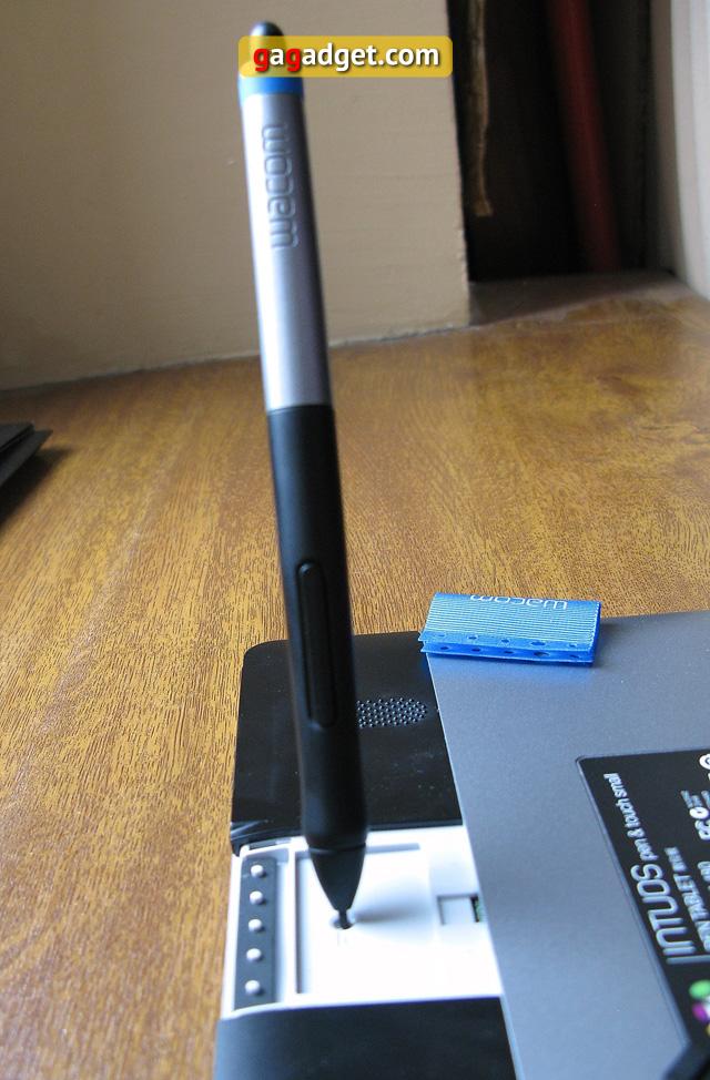 Обзор графического планшета Wacom Intuos Pen&Touch S (CTH-480S-RUPL)-7