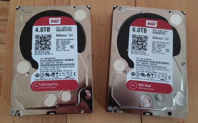 Презентация обновленных жестких дисков WD Red и Red Pro для домашних и офисных сетевых хранилищ