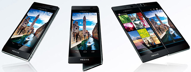 10 мобильных телефонов с необычным дизайном-5