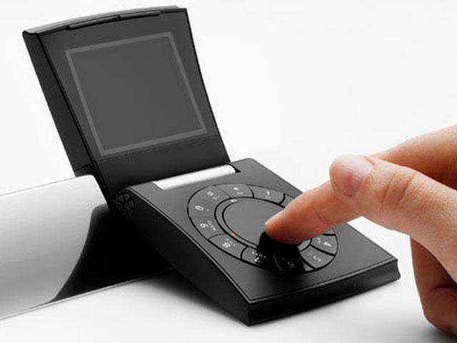 10 мобильных телефонов с необычным дизайном-8