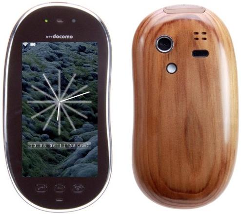 10 мобильных телефонов с необычным дизайном-9