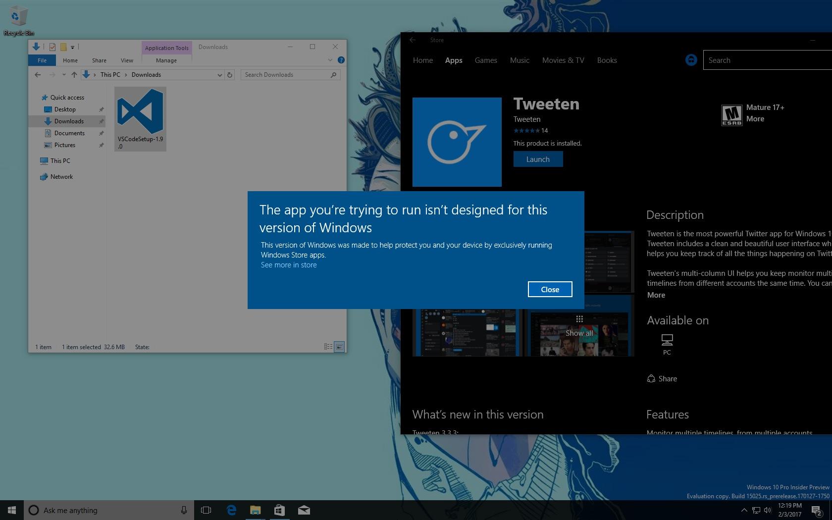 Windows 10 Cloud будет поддерживать обновление доPro