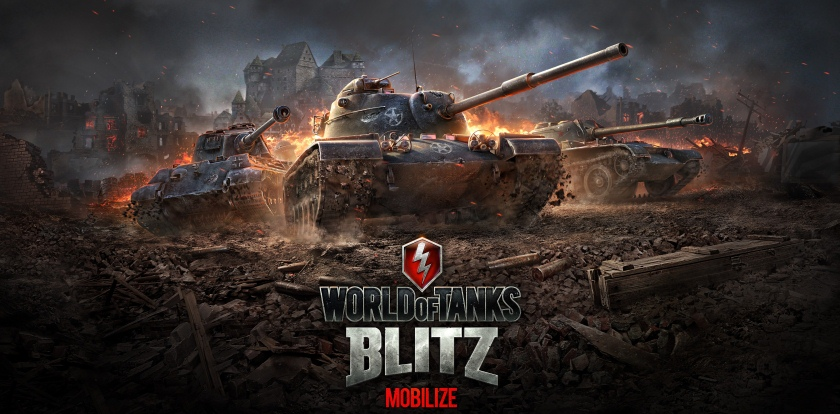 Игра World of Tanks Blitz вышла на Android