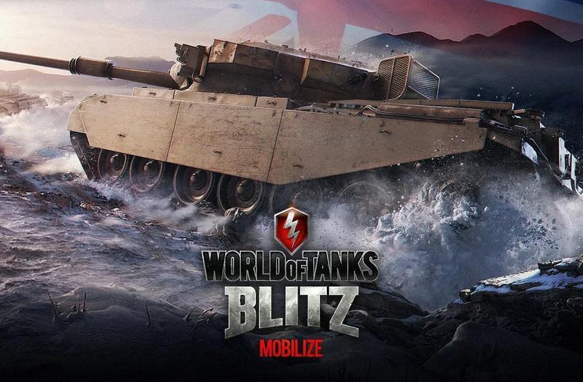 Состоялся международный релиз World of Tanks Blitz для Android
