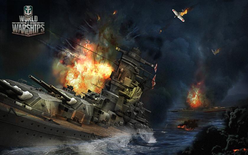 Инфографика: результаты первого закрытого тестирования World of Warships