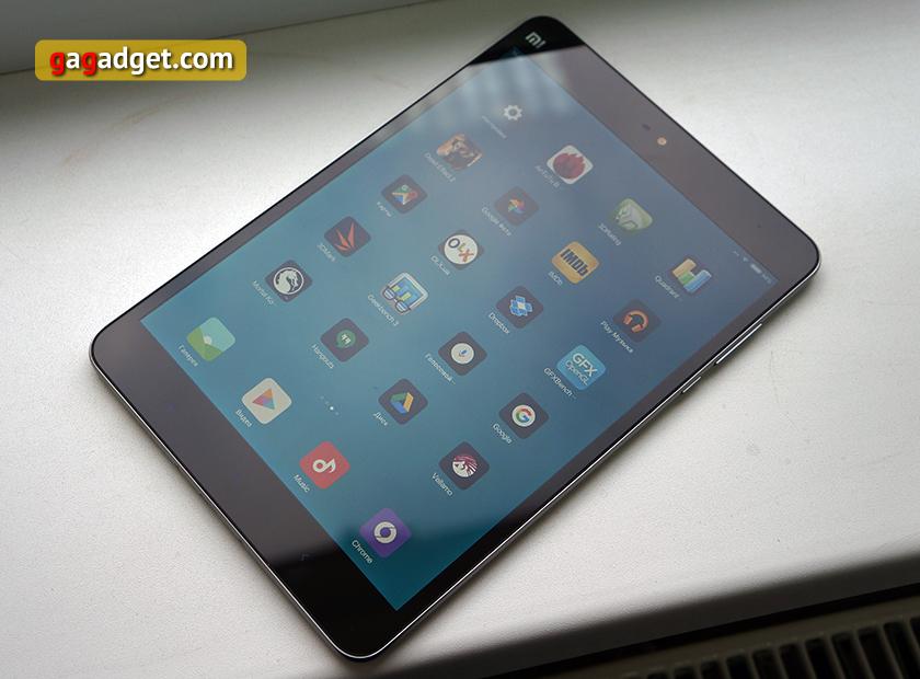 Обзор тонкого металлического планшета Xiaomi MiPad 2