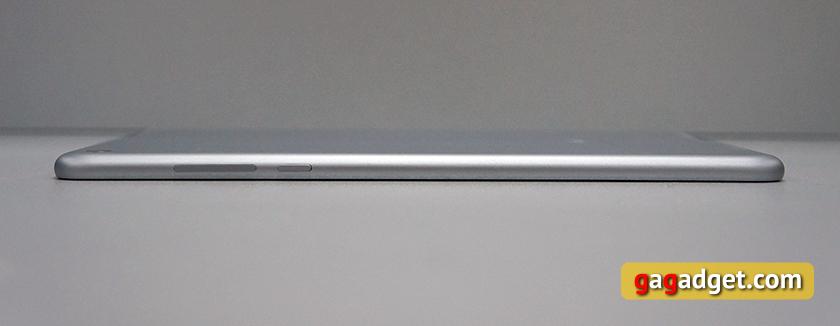 Обзор тонкого металлического планшета Xiaomi MiPad 2-7