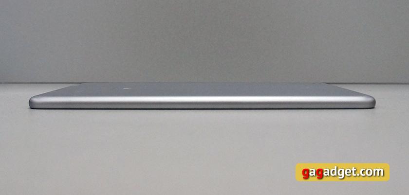 Обзор тонкого металлического планшета Xiaomi MiPad 2-9