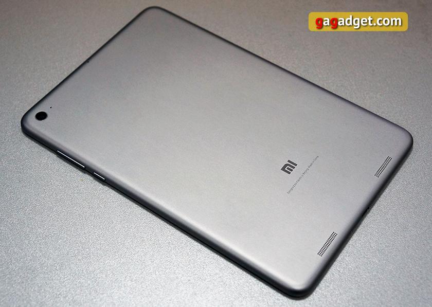 Обзор тонкого металлического планшета Xiaomi MiPad 2-11