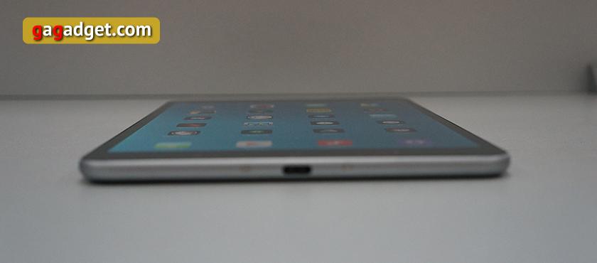 Обзор тонкого металлического планшета Xiaomi MiPad 2-16