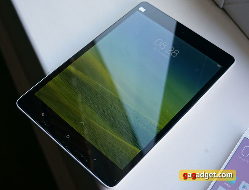 Обзор 7.9-дюймового Android-планшета Xiaomi MiPad