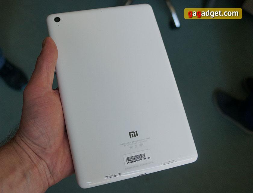Обзор 7.9-дюймового Android-планшета Xiaomi MiPad-5