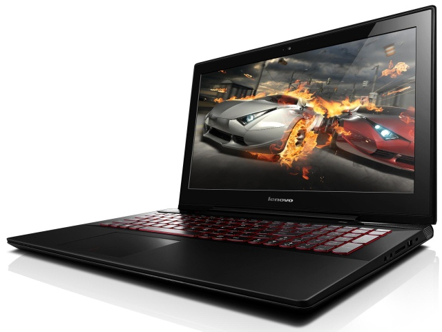 Lenovo начала продажи обновленных геймерских ноутбуков Y50 с NVIDIA GeForce GTX 860M на 4 ГБ