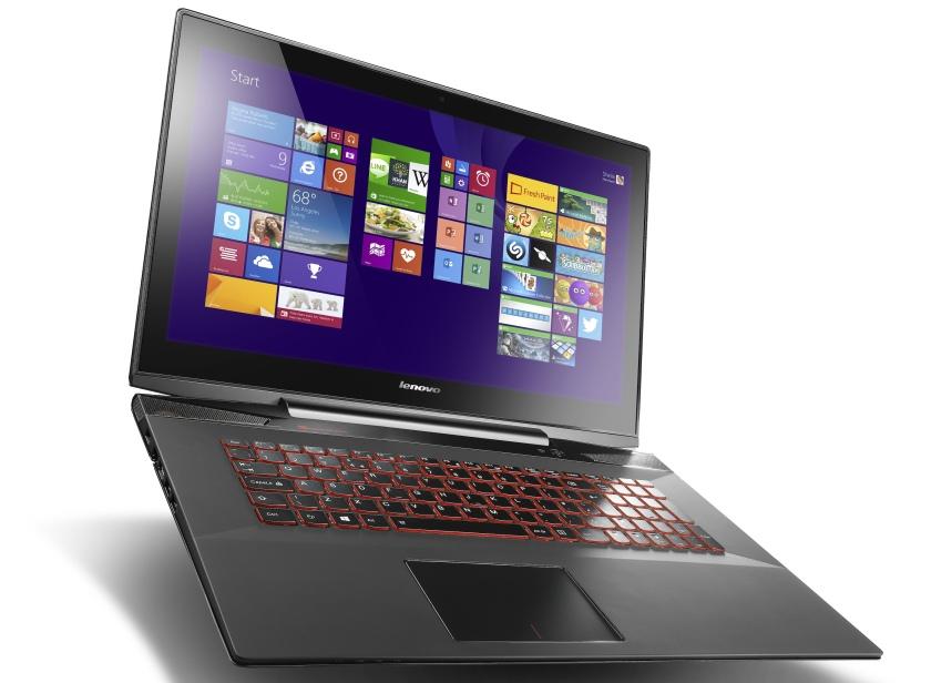 Игровой ноутбук Lenovo Y70 Touch с внушительными характеристиками и ценником