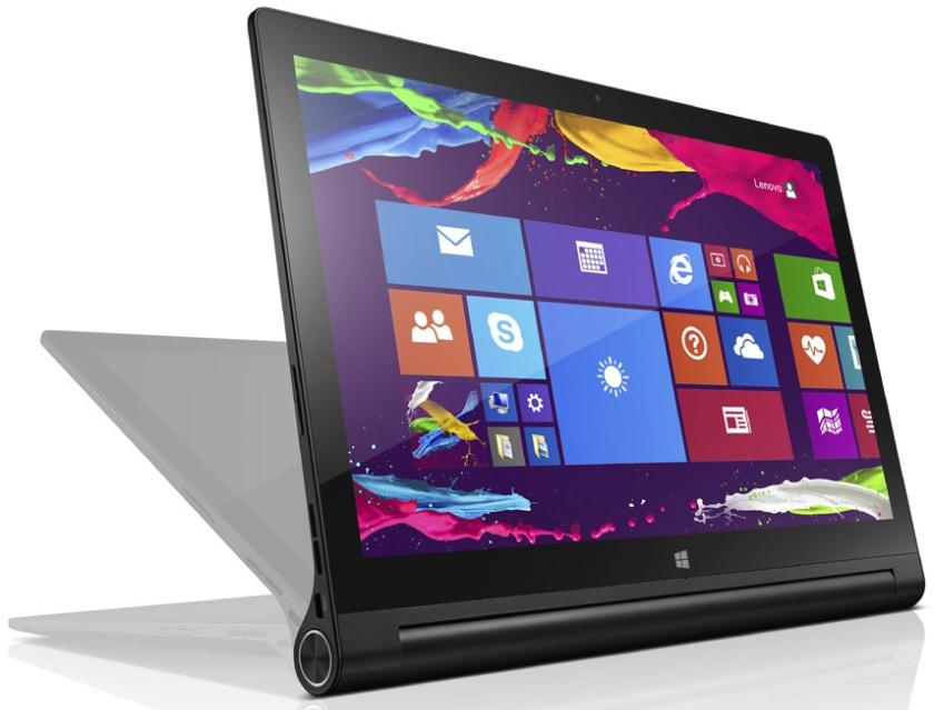 Lenovo выпустила планшет Yoga tablet 2 with Windows с 13.3-дюймовым QHD-дисплеем-3
