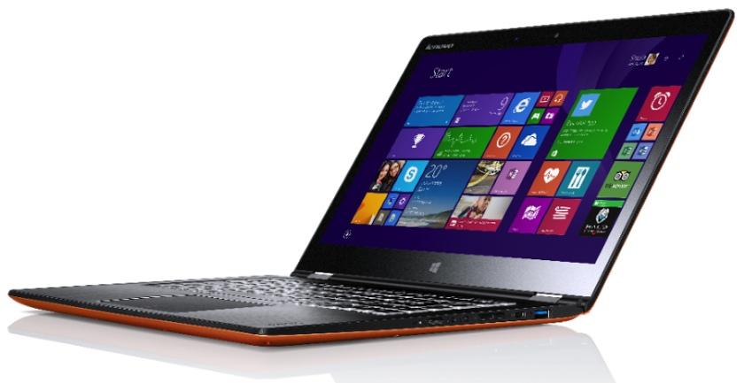 Lenovo запустила 11.6 и 14-дюймовые Yoga 3 11 и Yoga 3 14-3