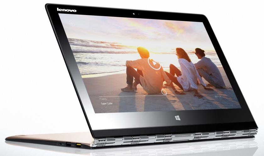 Тонкий многорежимный ноутбук-трансформер Lenovo YOGA 3 Pro уже в Украине-2