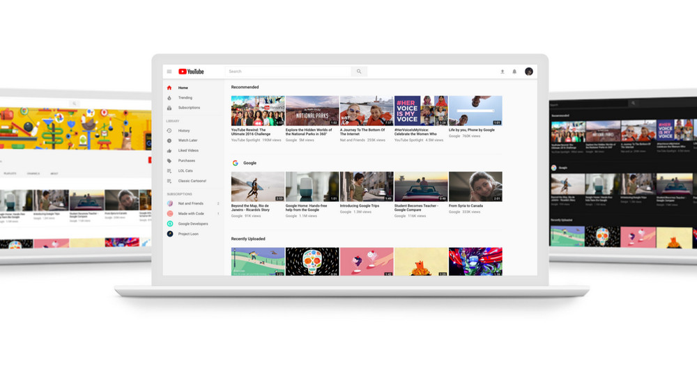 Видеохостинг сменил дизайн и знак — Темная сторона YouTube