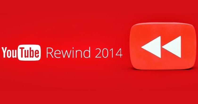Что смотрели пользователи на YouTube в 2014 году