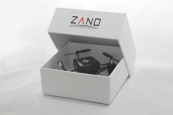 ZANO: сверхуспешный Kickstarter-проект компактного и функционального квадрокоптера-2