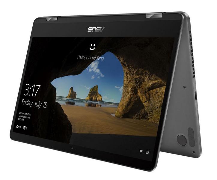 ASUS представила перевертыши Zenbook Flip 14 иFlip 15