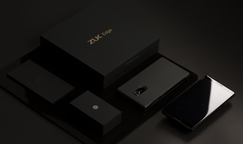 Первые официальные фото ZUK Edge, анонс уже скоро