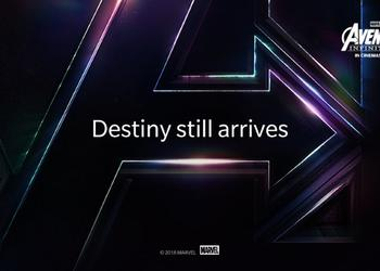 OnePlus released a teaser OnePlus 6 Marvel Avengers Edition