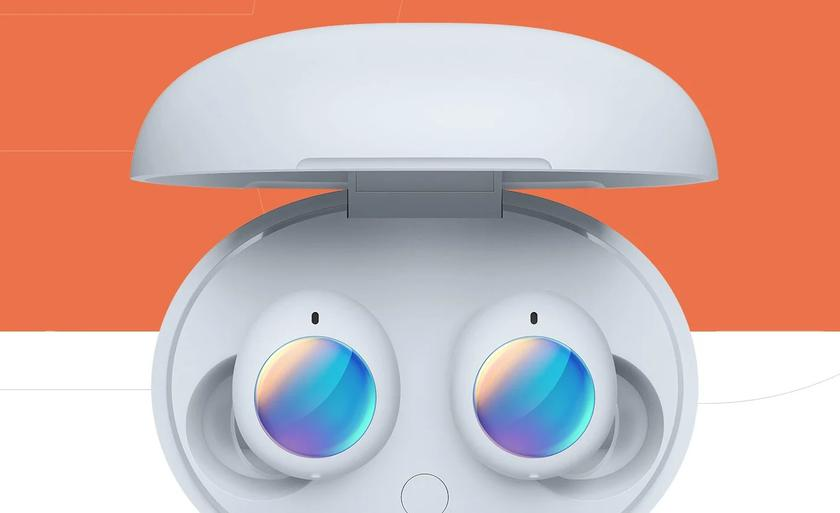 Realme на следующей неделе представит TWS наушники Buds Air 2 Neo