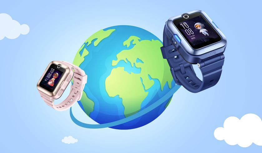 Huawei Children Watch 4 Pro: детские смарт-часы с AMOLED-экраном,  фронтальной камера на 5 МП и быстрой зарядкой   gagadget.com