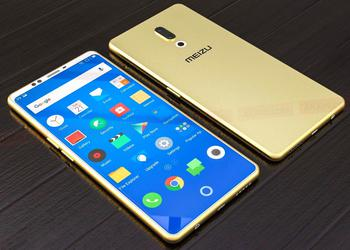 On the eve of the presentation to the network merged the characteristics of the flagship Meizu 15: 15 Lite turned into M15