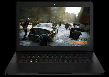 Updated Razer Blade: Skylake CPU and Graphics Cards with 6 GB RAM