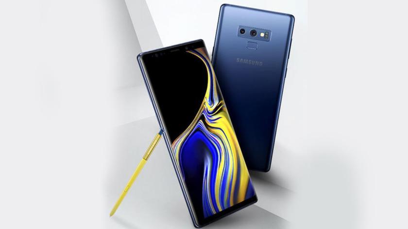 Samsung уже открыла предзаказ и начала рекламировать Galaxy Note9