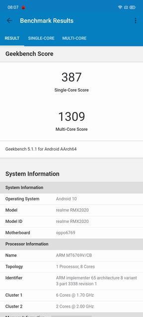 Обзор realme C3: лучший бюджетный смартфон с NFC-47