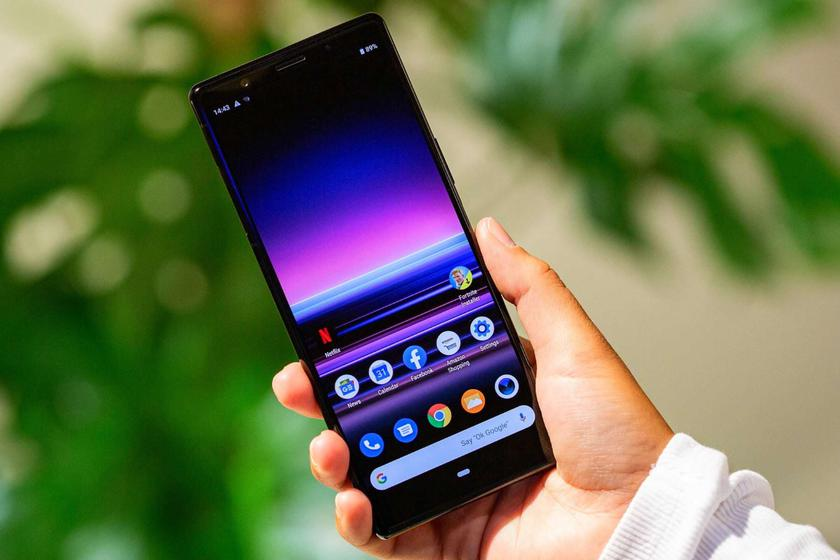 Sony представит на MWC 2020 флагманский смартфон с чипом Snapdragon 865, 5G и 4K OLED-дисплеем
