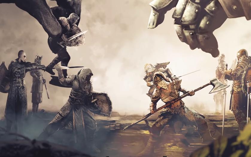 ВFor Honor стартует «Год Расплаты: Ubisoft готовит новый сюжет, героев ибоевой пропуск