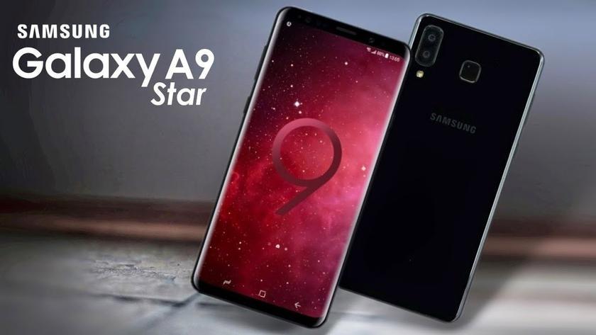 В Samsung уже открыли предзаказ на неанонсированные Galaxy Star A9 и Galaxy Star A9 Lite
