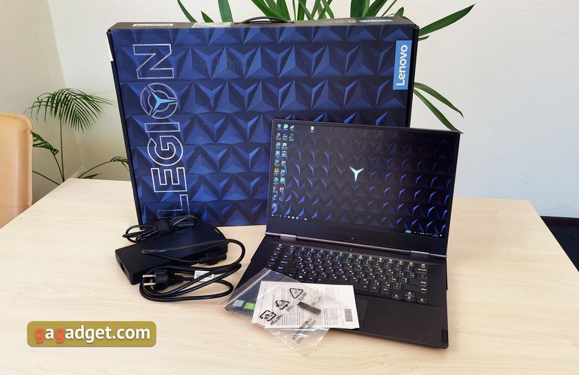 Обзор Lenovo Legion Y740: мощь RTX в стильном корпусе-3