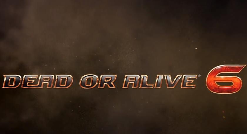 Team Ninja иKoei Tecmo анонсировали Dead orAlive 6 сновым реалистичным движком