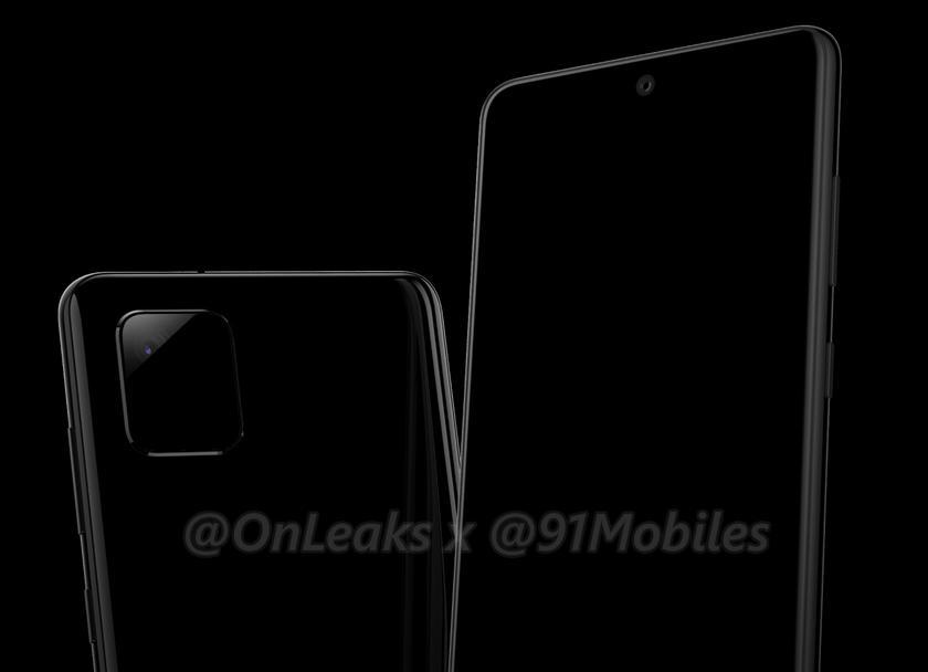 Samsung Galaxy Note 10 Lite (aka Galaxy A81) на изображениях: тройная камера, стилус S Pen и разъём для наушников