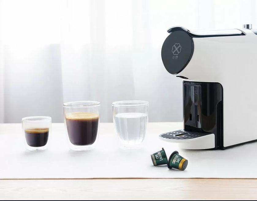Scishare Smart Coffee Machine S1102: умная капсульная кофеварка за 3 999 гривен